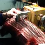 handmade fur