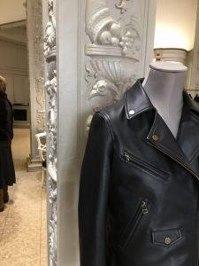jaqueta perfecto napa negre