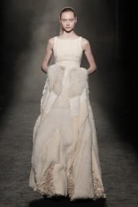 bridal patch fur