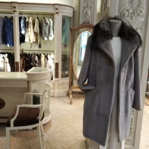 fur leather fashion barcelona